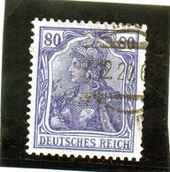 B - 1920 Germania - Allegoria - Germany