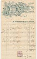 Nota Sneek 1901 - Manufacturen - Bedden - Mantels - Gordijnen - Pays-Bas