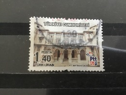 Turkije / Turkey - Postkantoren (1.40) 2016 - 1921-... Republiek