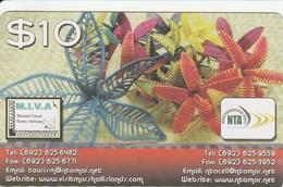 Marshall Islands - Flowers - Marshall