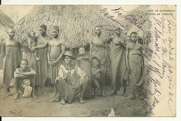 BENIN / CHEF DE ZAGNANADO AVEC SA FAMILLE - Benin