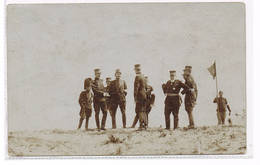 CAMP DE BEVERLOO KAMP VAN BEVERLO  Vermoedelijk Konig Albert En Staf - Leopoldsburg (Camp De Beverloo)