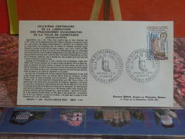 Huguenotes (30) Aigues Mortes - 31.8.1968 FDC 1er Jour - Coté 3,50€ - 1960-1969