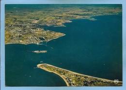 île De Ré Rivedoux-Plage La Rochelle (17) Pointe De Sablanceaux La Pallice Port Richelieu Vue Aérienne 2 Scans - Ile De Ré