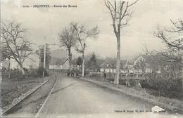 ANJOUTEY Route Des Errues - France