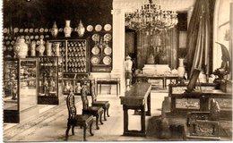 Belgique. Chateau De Mariemont. Salle Des Porcelaines De Chine - Morlanwelz