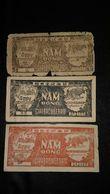 3 Billets De 5 Dong Viet Nam - Viêt-Nam