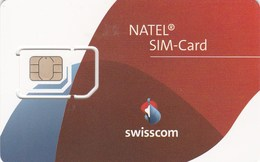Switzerland - Swisscom NATEL (standard,micro,nano SIM)- GSM SIM  - Mint - Schweiz
