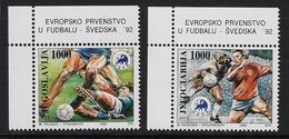 Europa 1992 Voetbal - 1992-2003 République Fédérale De Yougoslavie