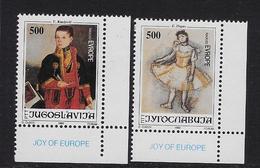 Europa 1992 Kinderbijeenkomst - 1992-2003 République Fédérale De Yougoslavie