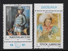 Europa 1992 Kindersamenkomst - Neufs
