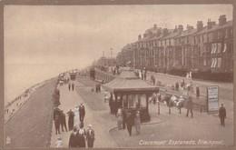 BLACKPOOL , England , 1900-10s ; Claremont Esplanade ; TUCK 2520 - Blackpool