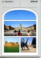 Berlin,Im Überblick,informationszentrum Berlin 1989,geographie,histoire,culture, Livre Touristique - Berlin