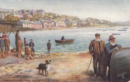 CAMPBELTOWN , Scotland , 1908 ; From Dalintober Quay ; TUCK 7055 - Argyllshire