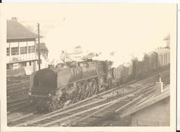 Photo - Train - Locomotive à Identifier - Trains