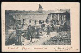 SOUVENIR DE LA GILEPPE - LA DISTRIBUTION D'EAU - Gileppe (Barrage)