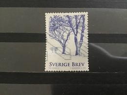 Zweden / Sweden - Winterbomen (BREV) 2015 - Zweden