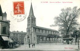 N°68823 -cpa Le Havre -quartier De L'Eure- - Le Havre