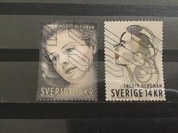 Zweden / Sweden - Complete Set Ingrid Bergman 2015 - Zweden