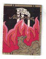 CALENDARIETTO ALMANACCO  FONTANELLA MILANO 1925  NERONE - Calendari