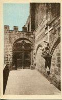 CPA -  ADGE-SUR-MER - PETITE ENTREE DE LA CATHEDRALE ST-ETIENNE - RESTES DE L'ANCIEN CLOITRE - Agde