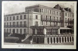 CPA 56 QUIBERON - Grand Hôtel De Penthièvre - CAP 35- Réf  N 124 - Quiberon
