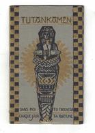 CALENDARIETTO ALMANACCO  FONTANELLA MILANO 1924  TUTANKAMEN  Illustratore CODOGNATO - Calendari