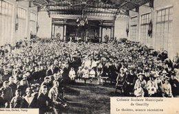 Gentilly Colonie Scolaire   Le Théatre - Gentilly