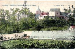 Belgique. Linkebeek. Panorama. Vue Prise De La Drève Du Chateau - Linkebeek