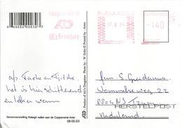 "Suriname 2004 Paramaribo Meter Francotyp-Postalia ""EFS3000/NEF300"" FM 027 Drugstore Pharmacy Slogan Viewcard. Unreported - Suriname"