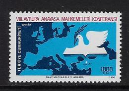 Europa 1990 Conferentie - 1921-... République