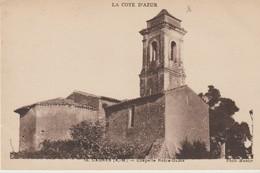 CPA - CAGNES - CHAPELLE NOTRE DAME - 16 - MUNIER - - Cagnes-sur-Mer