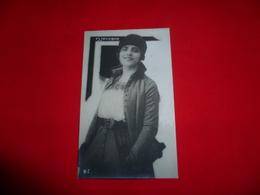 Cartolina Maria Jacobini Attrice Roma Lazio - Donne Celebri