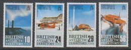 British Antarctic Territory (BAT) 1988 Trans-Antarctic Expedition 4v ** Mnh (41644) - Brits Antarctisch Territorium  (BAT)