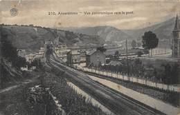 Namur  Dinant  Anseremme  Vue Panoramique Vers Le Pont  Spoorweg    I 5168 - Dinant