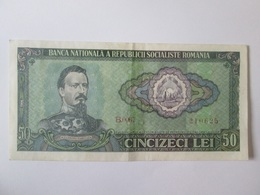 Romania 50 Lei 1966 Banknote - Roumanie