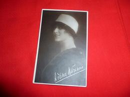 Cartolina Diana Karenne Attrice - Donne Celebri