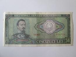 Romania 50 Lei 1966 Banknote - Rumania