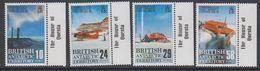 "British Antarctic Territory (BAT) 1988 Trans-Antarctic Expedition (""House Of Questa"" In Margin) 4v ** Mnh (41644A) - Ongebruikt"