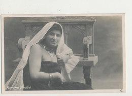 EGYPTE FEMME ARABE CPA BON ETAT - Egipto