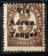 Tanger Español Nº 128 En Nuevo - Maroc Espagnol