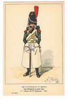 Uniforme 1er Empire. Les Dragons à Pieds 1806.  H.Feist. ( 1) - Uniformen