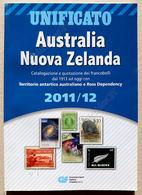 Catalogo Unificato Australia E Nuova Zelanda 2011-12 - Italia