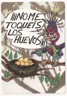 Calendario De Bolsillo, 2001, HUEVOS GORROTXATEGI - Calendarios