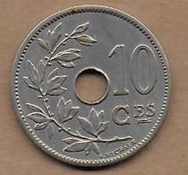 10 Centimes 1904 FR Superbe - 1865-1909: Leopold II