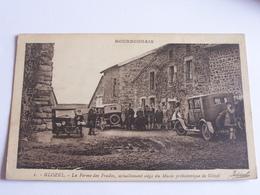 Glozel - Le Ferme Des Fradin, Actuellement Musée Préhistorique De Glozel - France