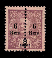 ! ! Portuguese India - 1911 D. Carlos (Perforated) - Af. 237 - NGAI - India Portoghese