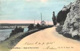 Namur Yvoir  Vallée De La Meuse   Route Et Pont De Houx     I 5180 - Yvoir