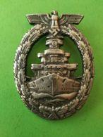NAZISMO Spilla Da Giacca Marina - Alemania