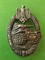 NAZISMO Spilla Da Giacca Panzer - Germany